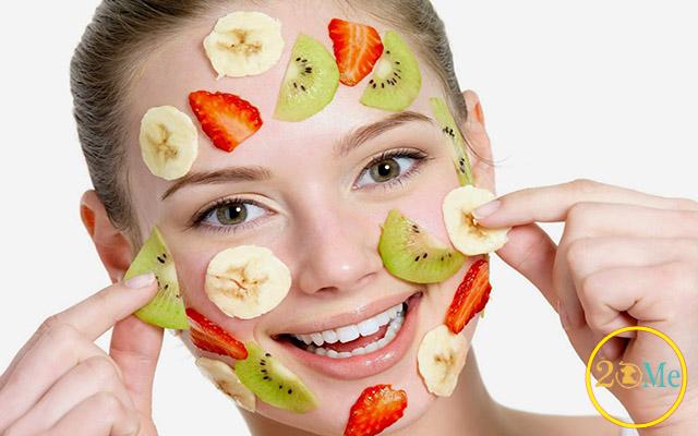 Hướng dẫn cách trị sẹo lõm bằng hoa quả