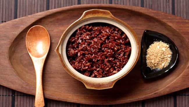 cách giảm cân bằng gạo lứt và bột yến mạch