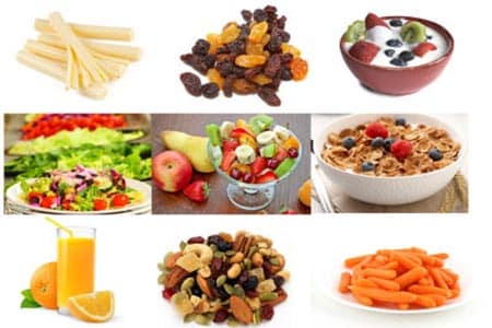 Cách tăng cân cho người gầy kinh niên - tăng thêm nhiều bữa phụ