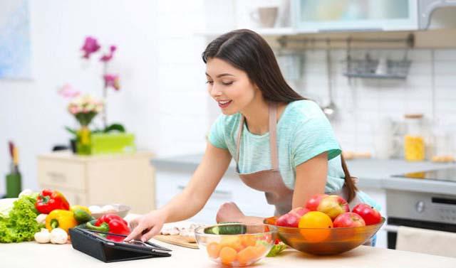 ăn gì để giảm mỡ bụng nhanh
