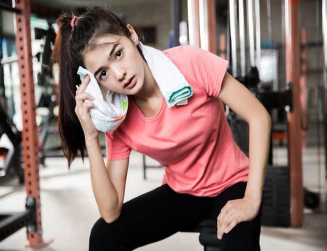 Tập gym giúp tăng cân hiệu quả